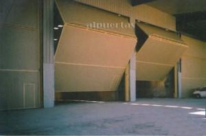 Puerta Industrial Grandes Dimensiones
